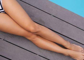 pelle secca corpo e gambe
