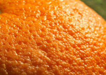 pelle a buccia d'arancia
