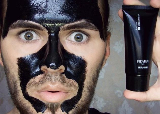 Bioness Black Mask